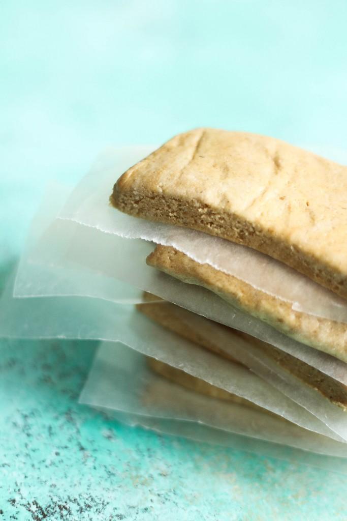 Peanut Butter Vanilla Protein Bars