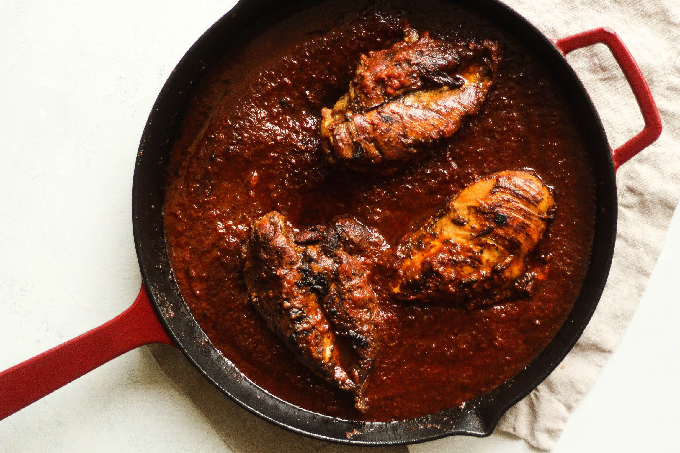 Balsamic Chicken and Sun-Dried Tomato Sauce
