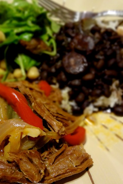 Homemade Cuban Black Beans