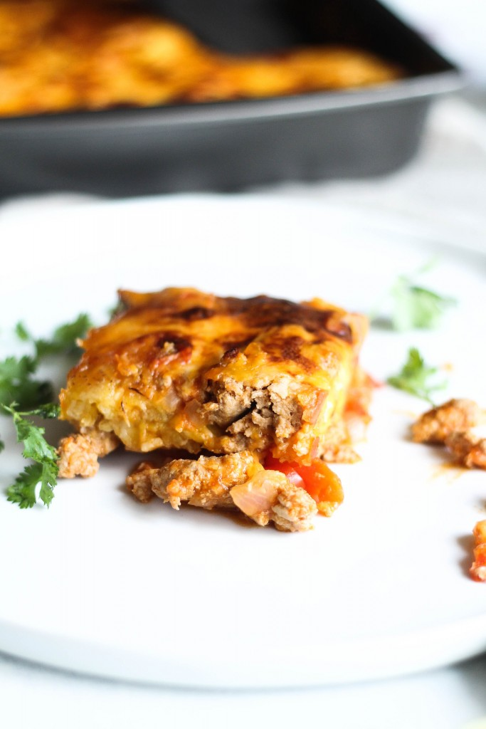 Sweet Plantain Lasagna