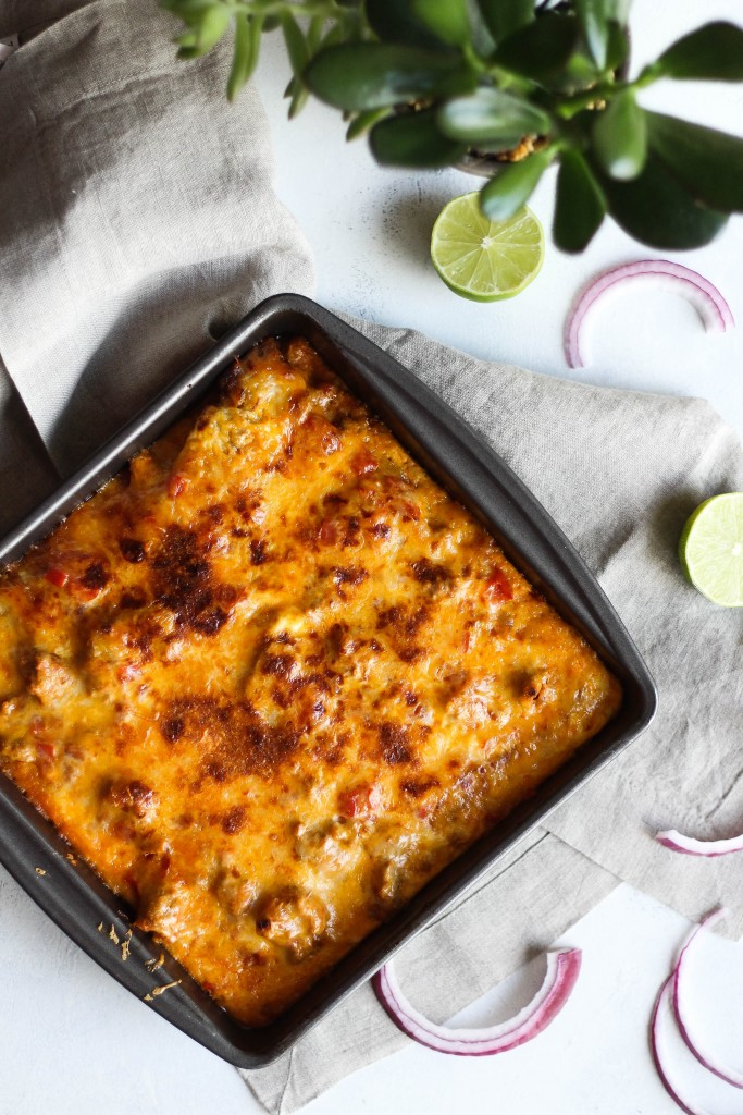 Turkey Pastelon (Sweet Plantain Lasagna)