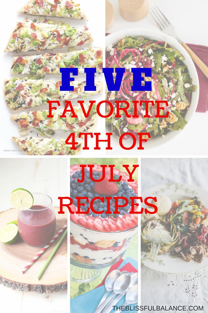 favorite4th of julyrecipes