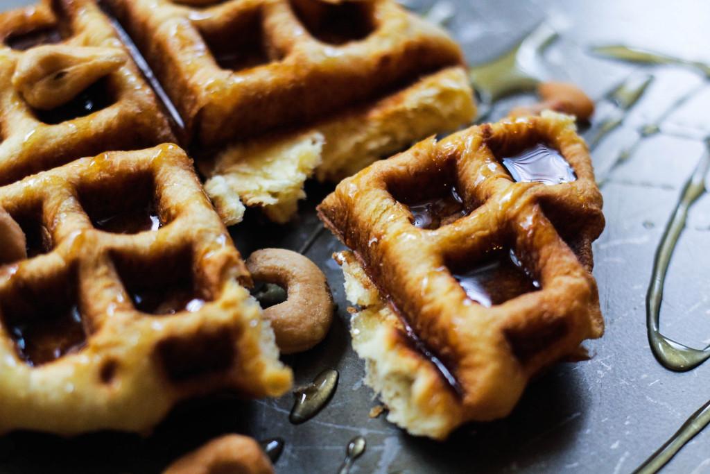Crescent Waffles