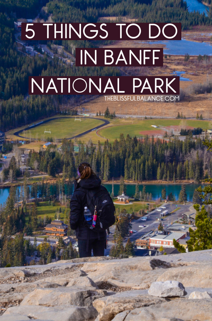 5 Things to Do in Banff National Park