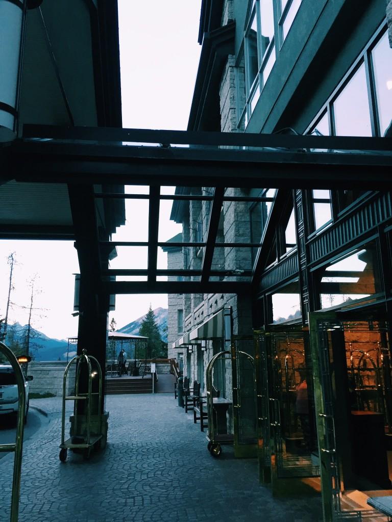 Rimrock Resort, Banff National Park