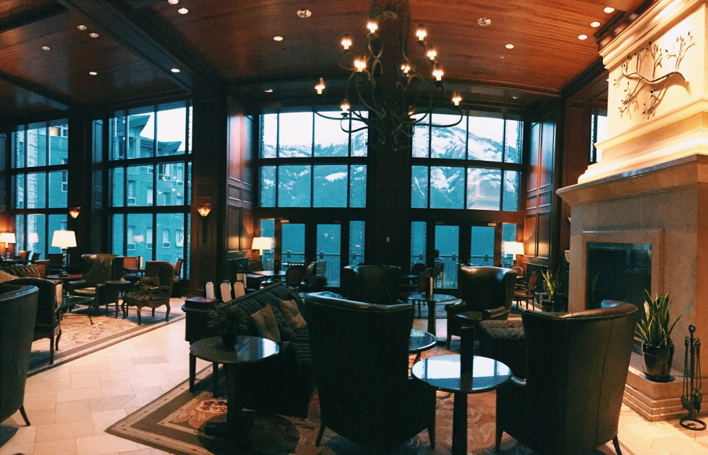 Rimrock Resort, Banff National Park