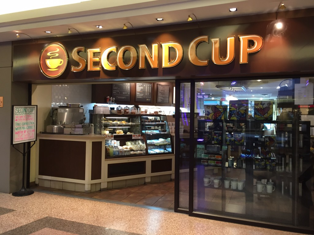 Second Cup Banff