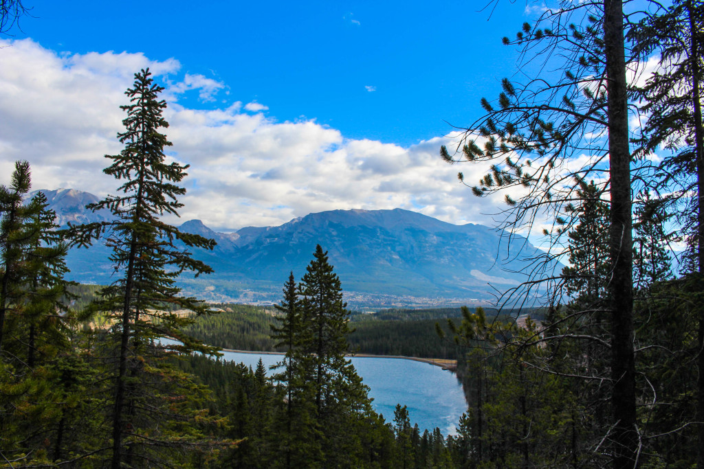 Grassi Lakes Trail, Banff National Park