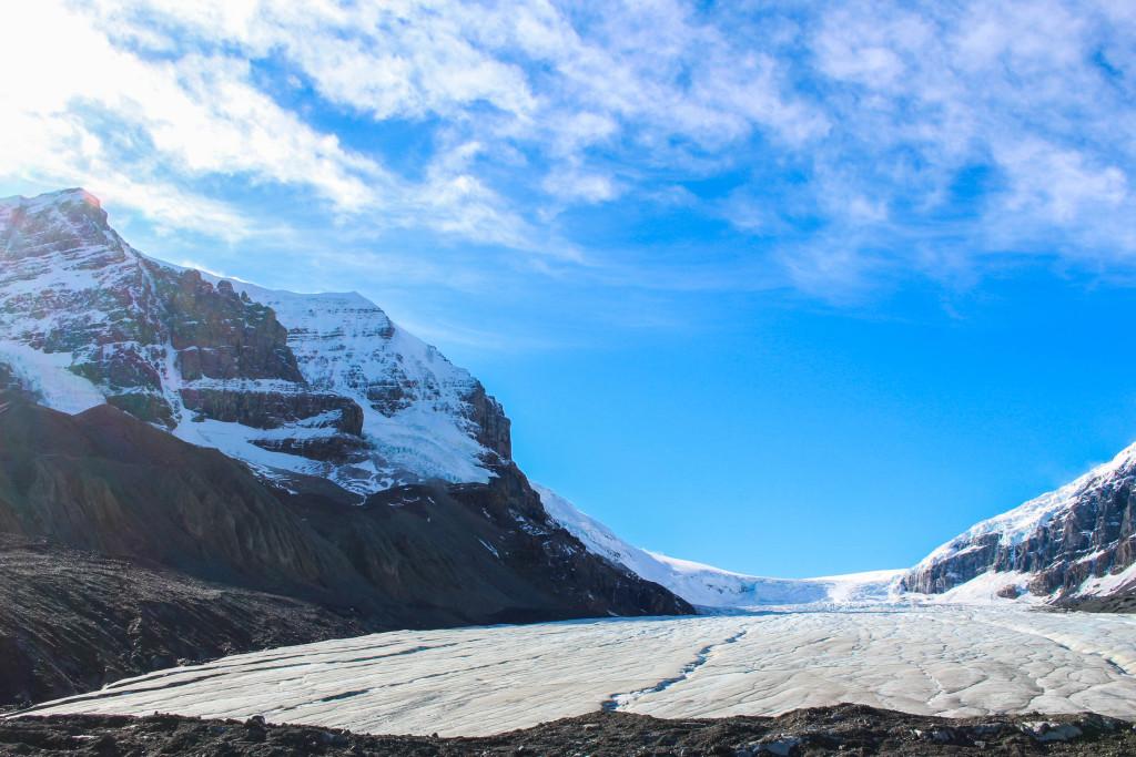 Athabasca Glacier - Banff National Park