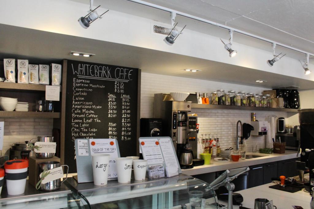 Whitebark Cafe, Banff AB