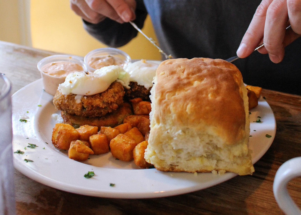 48 Hours of Eats in Charleston