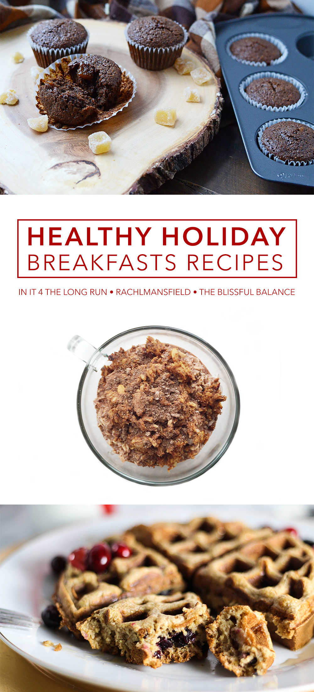 Healthy Holiday Breakfast Recipes