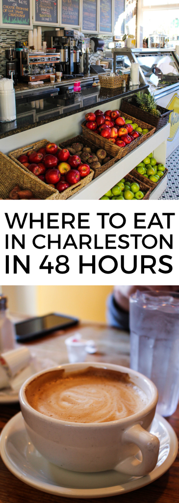 Where to Eat in Charleston in 48 Hours