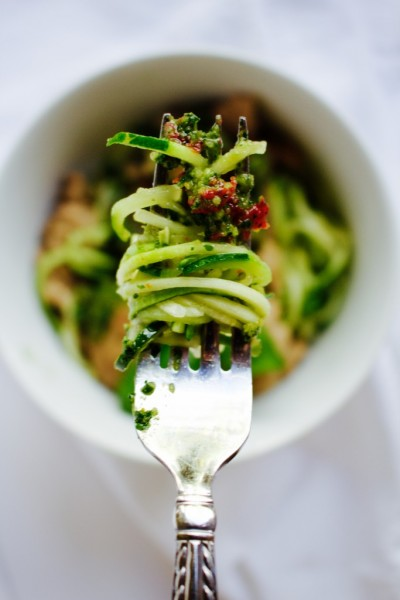 10 Zucchini Noodle Recipes to Make With Your Spiralizer