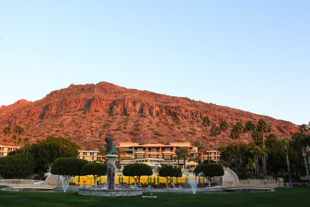 The Phoenician, Scottsdale AZ