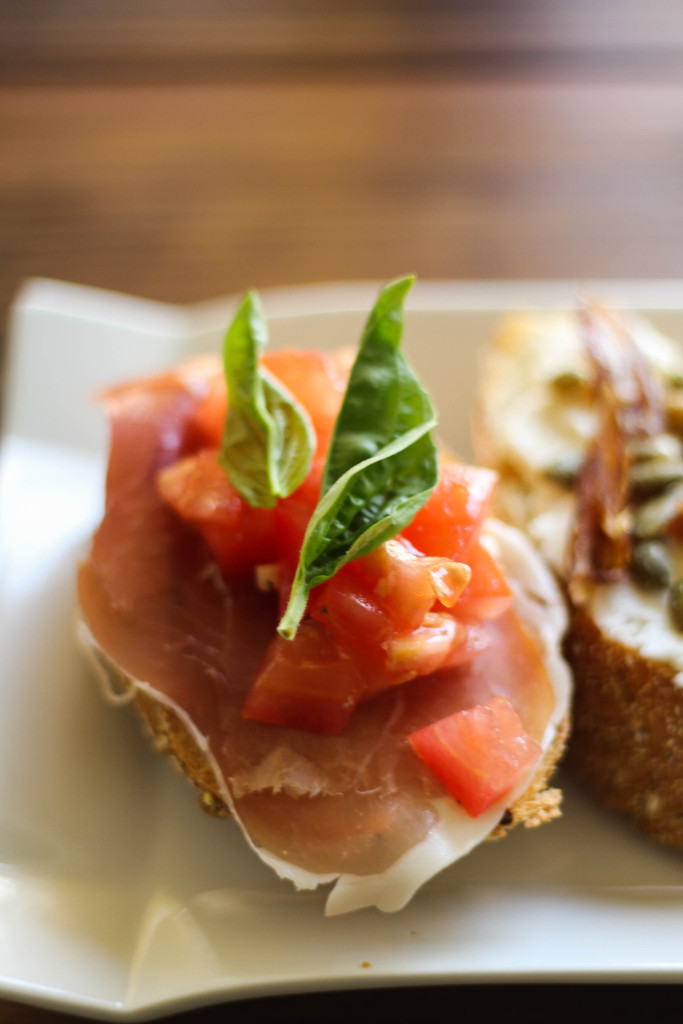 Four Ways to Enjoy Bruschetta