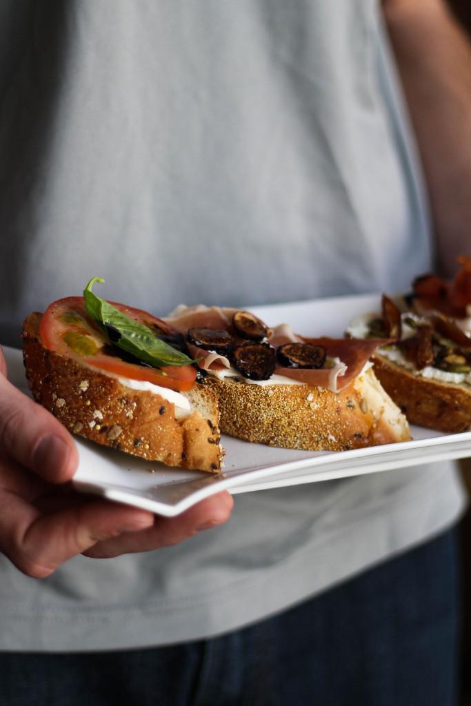 Four Ways to Enjoy Bruschetta