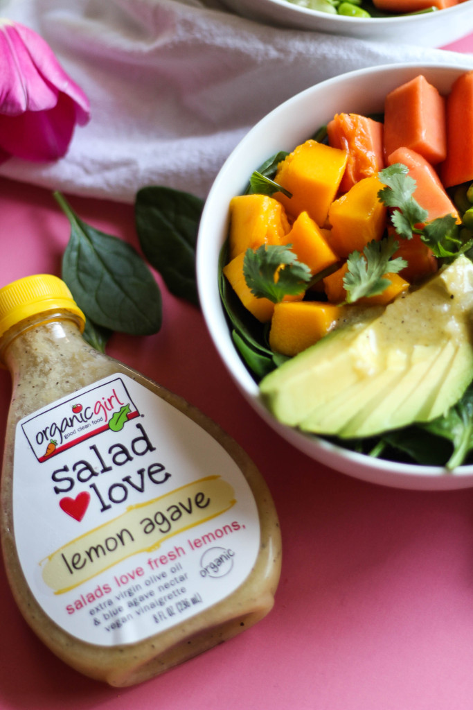 how to make a good spinach salad dressing