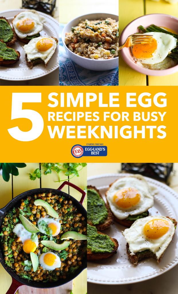 5 simple egg recipes for busy weeknights forumfinder Gallery