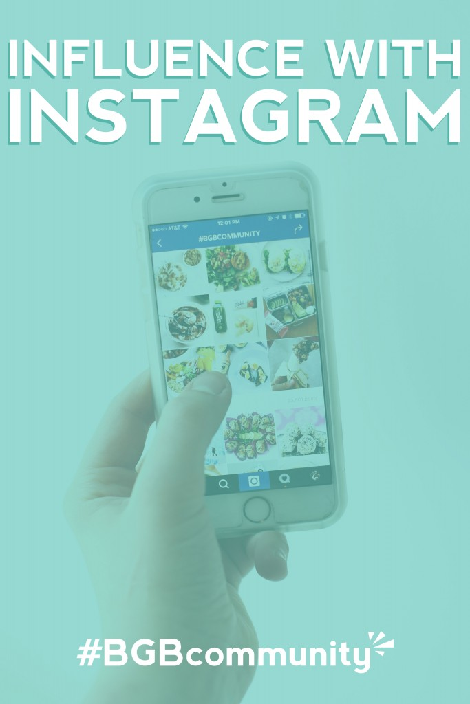 Influence with Instagram E-Course