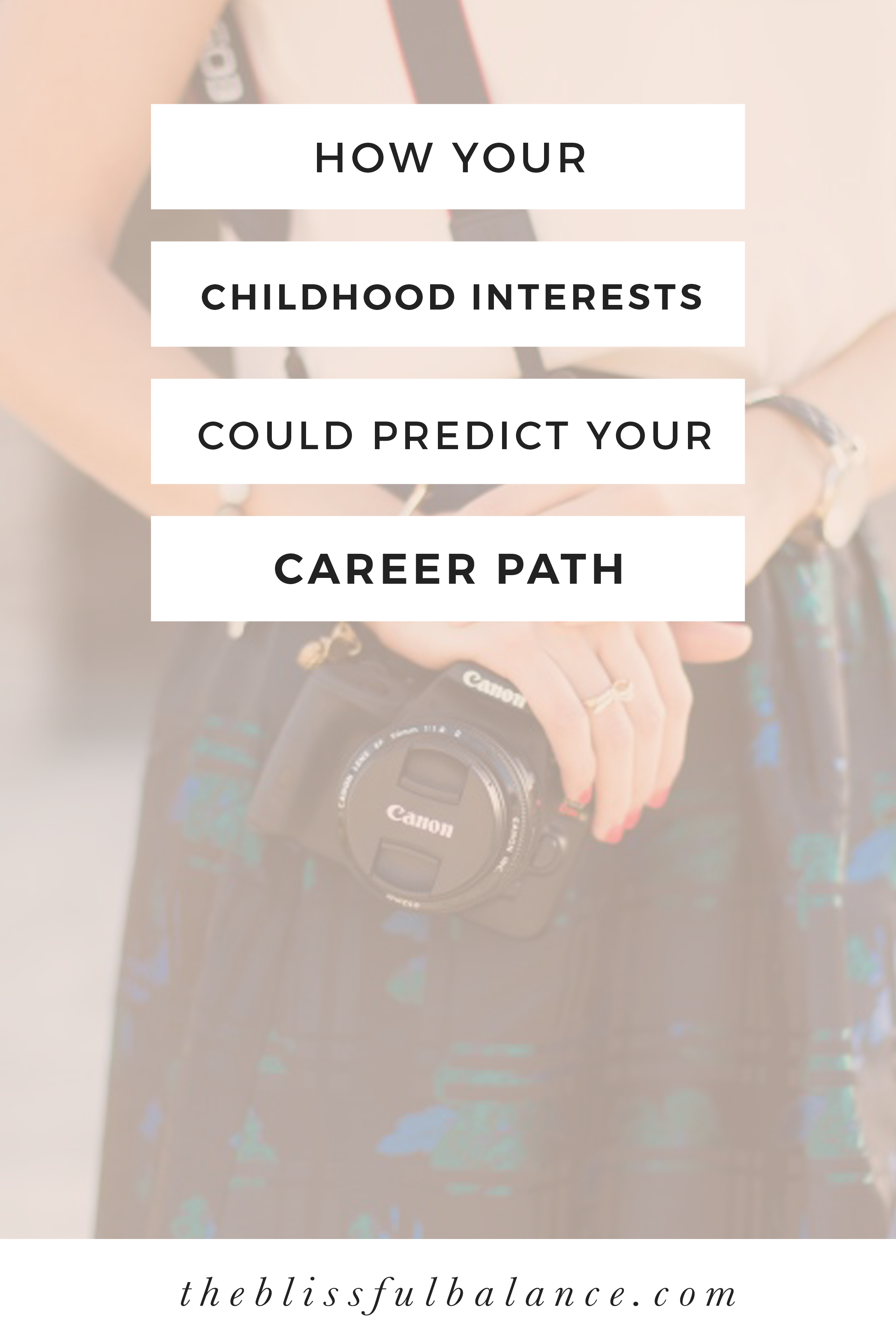 How Your Childhood Interests Could Predict Your Career Path
