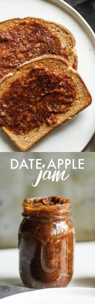Date Apple Jam