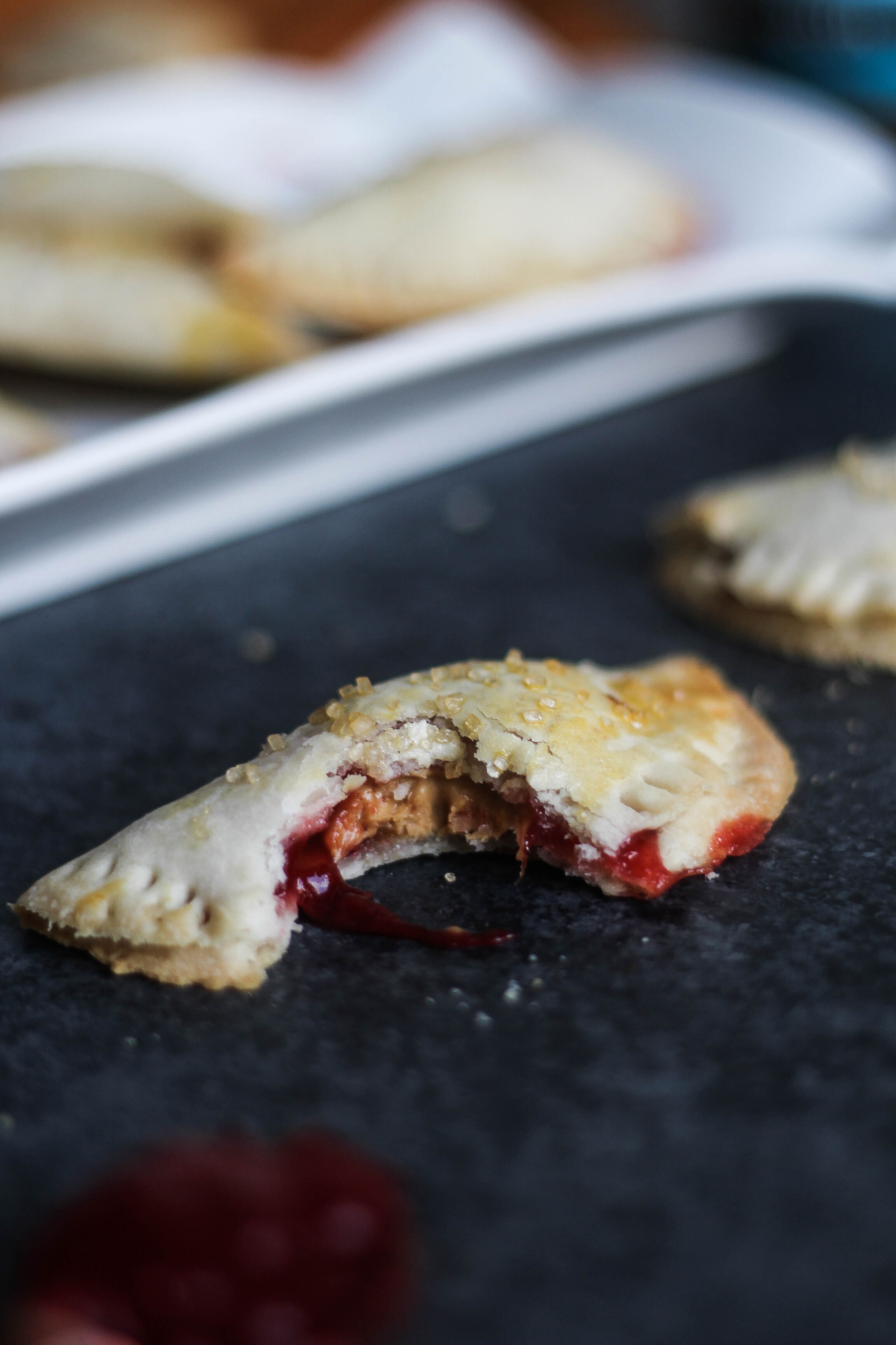 Almond Butter and Jelly Hand Pies